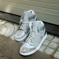 Giày Nike Air Jordan 1 High CO.JP Metallic Silver