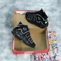 Giày Nike Air More Uptempo AllBlack