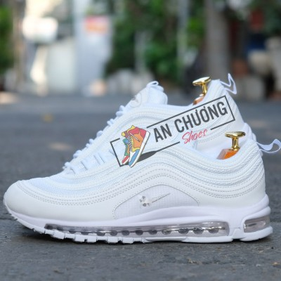 Giày Nike AirMax 97 AllWhite
