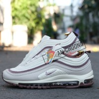 Giày Nike AirMax 97 Cream Brown