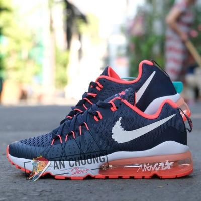 Giày Nike Airmax 2019 Navy Pink