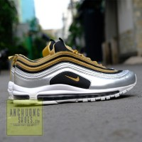 Giày Nike Air Max 97 Metalic Gold Black