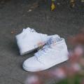 Giày Nike Jordan 1 High Triple White