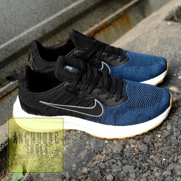 Giày Nike Zoom Winflo Đen Xanh