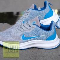 Giày Nike Zoom Winflo Xám Xanh