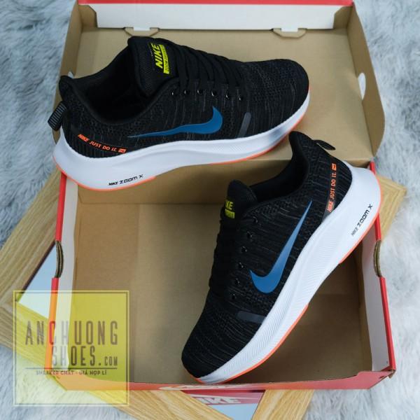 Giày Thể Thao Nike Zoom X Black