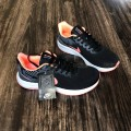 Giày Nike Zoom Running Đen Cam