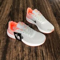 Giày Nike Zoom Running Xám Cam