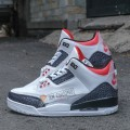 Giày Nike Air Jordan 3 Retro SE Fire Red Denim