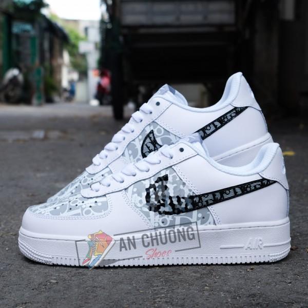 Giày Nike Air Force 1 Dior