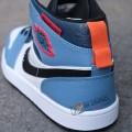 Giày Nike Jordan 1 Mid Fearless Facetasm