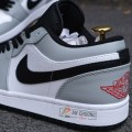 Giày Nike Jordan 1 Low Light Smoke Grey (Rep)