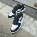 Giày Nike Air Jordan 1 Low Black White