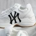Giày Thời Trang Gucci NY Trắng