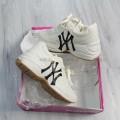 Giày Thời Trang Gucci NY Kem