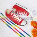 Giày Converse Classic Đỏ