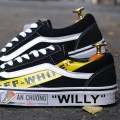 Giày Vans Old Skool OFFWHITE WILLY