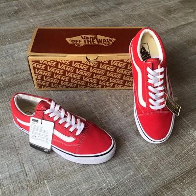 Giày Vans Old Skool Đỏ