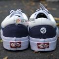 Giày Vans Style 36 Retro Sport Trắng Xanh