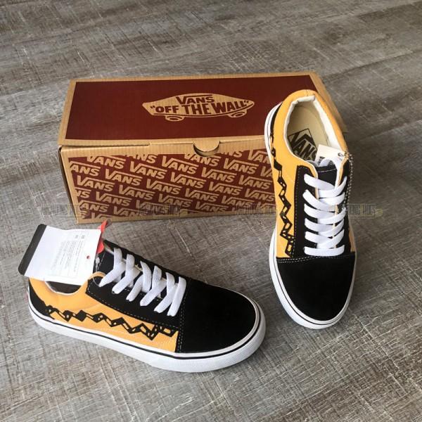 Giày Vans X Peanuts Old Skool