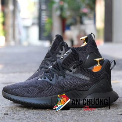 Giày Adidas AlphaBounce Beyond AllBlack