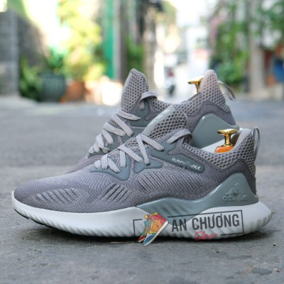 Giày Adidas AlphaBounce Beyond Running Grey