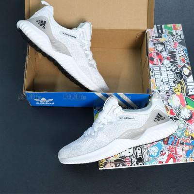 Giày Adidas AlphaBounce Beyond AllWhite Giá Rẻ