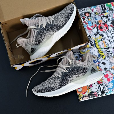 Giày Adidas AlphaBounce Beyond White