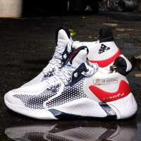 Giày Adidas AlphaBounce Instinct M White Navy