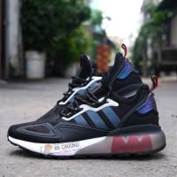 Giày Adidas ZX 2K Boost Black