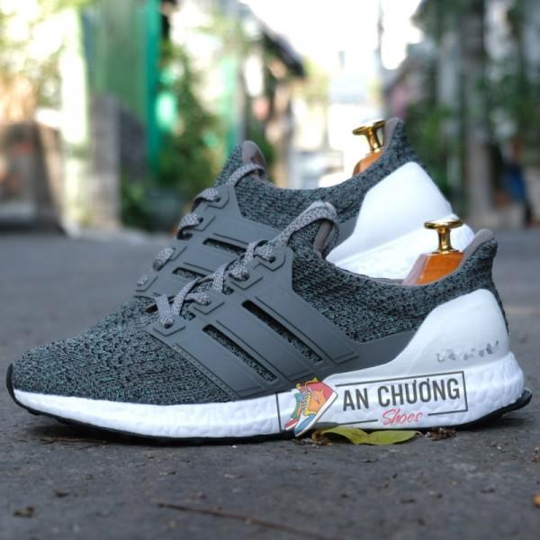 Giày Adidas Ultraboost 4.0 Xanh Rêu