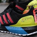 Giày Adidas Ultraboost All Terrain Shoes Core Black Red Shock Yellow