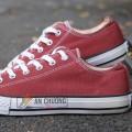 Giày Converse Classic Đỏ Đô