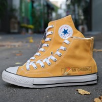 Giày Converse Vàng 1970s Cao
