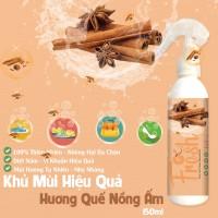 Xịt Khử Mùi Giày Hương Quế