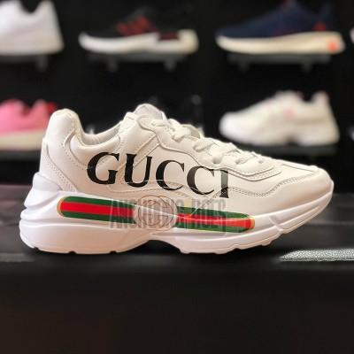 Giày Gucci Rhyton Trắng