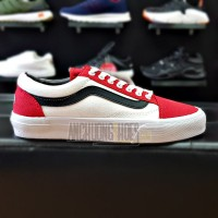 Giày Vans Old Skool Red Daliah