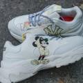 Giày Sneaker MLB Disney Bigball Chunky Mickey New York Yankees