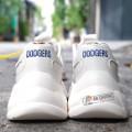 Giày Sneaker MLB NY Chữ Vàng