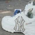 Giày Sneaker MLB Newyork Yankees Trắng