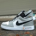 Giày Nike Air Jordan 1 Low Grey Toe