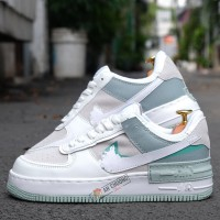 Giày Nike Air Force 1 Shadow Spruce Aura Green