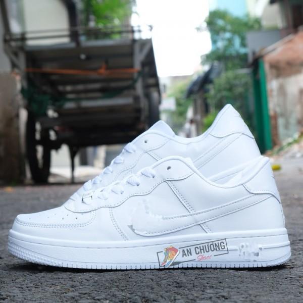 Giày Nike Air Force 1 Low AllWhite Giá Rẻ