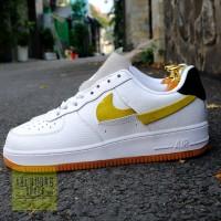 Giày Nike Air Force 1 Vandalized Đen Vàng