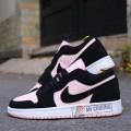 Giày Nike Air Jordan 1 Low Pink Black (Rep)