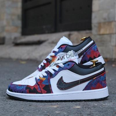 Giày Nike Air Jordan 1 Low Nothing But Net