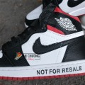 GIÀY NIKE AIR JORDAN 1 NOT FOR RESALE VARSITY RED