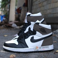 Giày Nike Air Jordan 1 Retro High Dark Mocha Black Brown