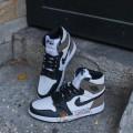 Giày Nike Air Jordan 1 Retro High Dark Mocha Black Brown
