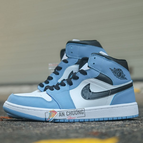 Giày Nike Air Jordan 1 High University Blue
